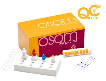 OSOM Strep A Test