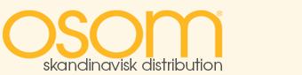 OSOM Skandinavisk distribution DK